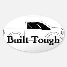 Built Tough Decal