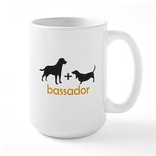 Bassador Mugs