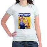 Rosie Women's Ringer T-Shirt