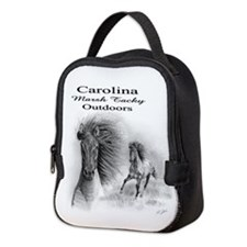 Cute Equine Neoprene Lunch Bag
