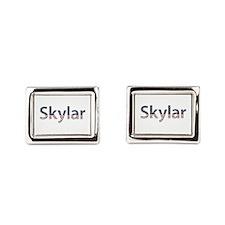 Skylar Stars and Stripes Cufflinks