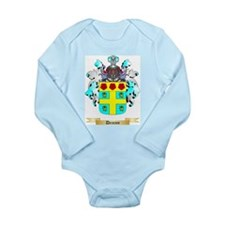 Deacon Long Sleeve Infant Bodysuit