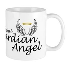 Official Guardian Angel Mugs