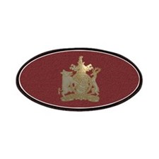 The Dukes arms Patches