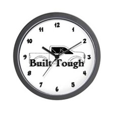 Built Tough Wall Clock