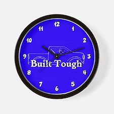 Built Tough Wall Clock