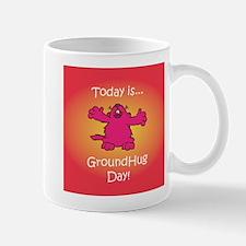 GroundHug Day Mug