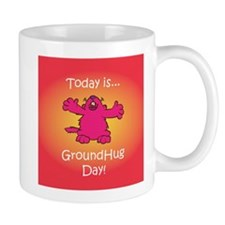 GroundHug Day Mug