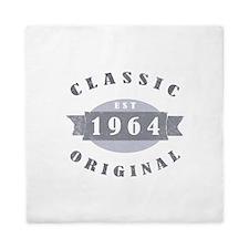 Est. 1964 Classic Queen Duvet