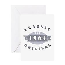 Est. 1964 Classic Greeting Card