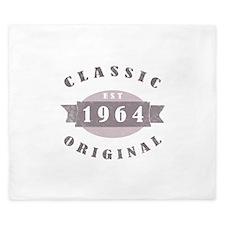 Est. 1964 Classic King Duvet