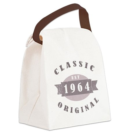 Est. 1964 Classic Canvas Lunch Bag
