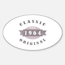 Est. 1964 Classic Decal