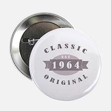 """Est. 1964 Classic 2.25"""" Button"""