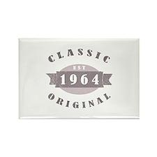 Est. 1964 Classic Rectangle Magnet (10 pack)