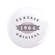 """Est. 1964 Classic 3.5"""" Button"""