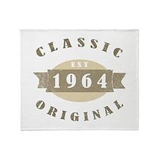 Est. 1964 Classic Throw Blanket