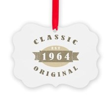 Est. 1964 Classic Ornament