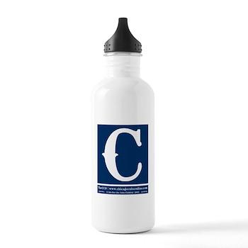 CCO-Logo-CafePress Water Bottle