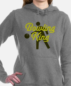 Bowling King Hooded Sweatshirt