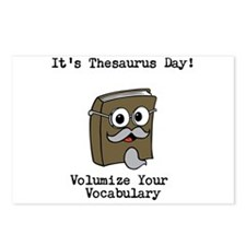 Its Thesaurus Day! Postcards (Package of 8)