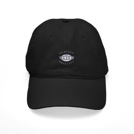 Est. 1954 Classic Black Cap