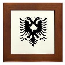 Albania - Kosovo Framed Tile