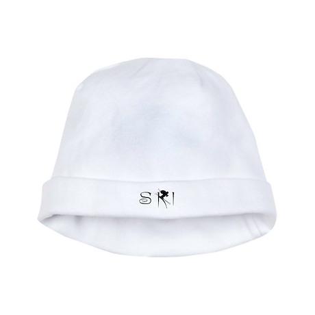 SKI baby hat