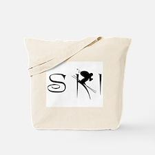 SKI Tote Bag