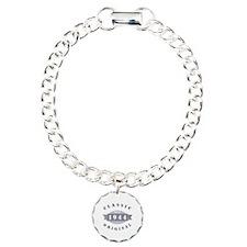 Est. 1944 Classic Charm Bracelet, One Charm