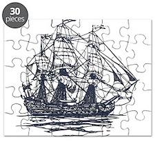 Nautical Ship Puzzle