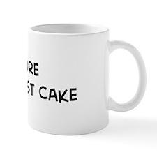 Eat more Black Forest Cake Mug