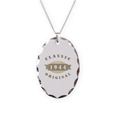 Est. 1944 Classic Necklace Oval Charm
