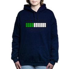 Brain Loading Bar Hooded Sweatshirt