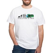 evolution of man auto mechanic T-Shirt
