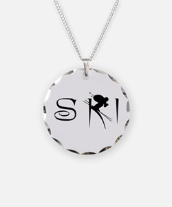 SKI Necklace