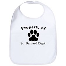 Property Of St. Bernard Dept Bib