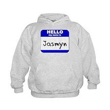 hello my name is jasmyn Hoodie