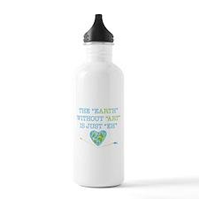 Earth Art Water Bottle