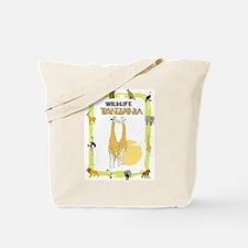 wildlife Tanzania 2 Tote Bag