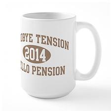Hello Pension 2014 Mugs