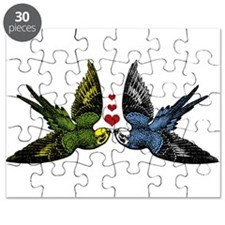 In Love Birds Puzzle
