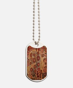 Aboriginal Petroglyph Dog Tags
