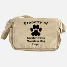 Property Of Greater Swiss Mountain Dog Dept Messen