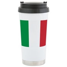Cute Italy flag Travel Mug