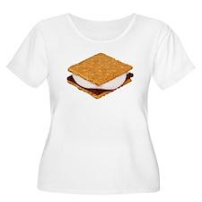 Smores Plus Size T-Shirt