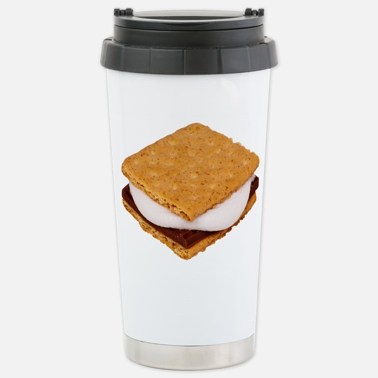 Smores Travel Mug
