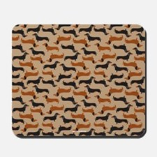 XX Khaki Mousepad