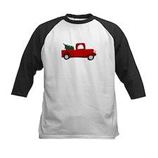 Red Truck Baseball Jersey