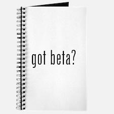 Got Beta? Journal